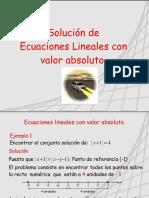 Solucion ecuaciones e inecuaciones con valor Absoluto.ppt