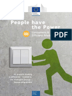 People have the Power - Consumers and Energy Efficient Products