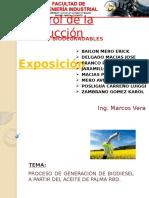Expo Alimentos Biodiesel