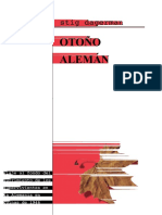 Dagerman, Stig - Otoño Aleman