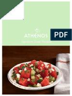 Athenos Greek Ecookbook