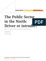 Public Sector in the North