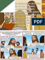 Hojita Evangelio Domingo Viii to Ciclo a Serie