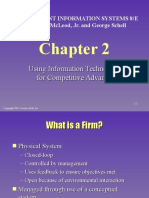 Chap02_Using Information Technology for Competitive Advantag