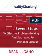 284429706 RealityCharting 7 Steps to Effective Problem Solving and Strategies for Personal Success Dean Gano PDF