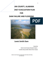 Lewis Smith Dam Catastrophic Failure Response Plan 01052017