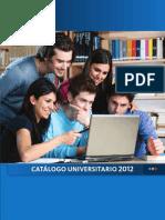 Catálogo Universitario Matemáticas, Ciencias e Ingeniería