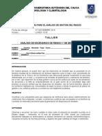 Análisis Desastre Vargas (Venezuela) (1)