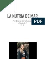 nutria de mar pdf
