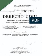Ruggiero Roberto - Instituciones De Derecho Civil - Tomo 2.pdf