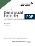 Bisexual Health