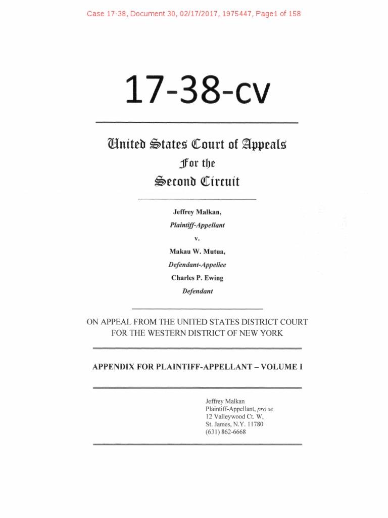 Malkan v mutua appendix vol 1 2 17 2017 testimony perjury 1betcityfo Image collections