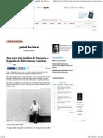 Ano Novo Terá Inéditos de Suassuna e Biografia de Silvio Santos