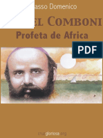 Agasso Domenico Daniel Comboni Profeta de Africa