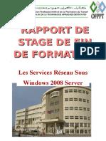 Raporte Final CHU Fes