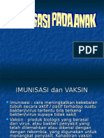Imunisasi Pd Anak