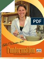 CPD Funformation Fall/Winter 2010