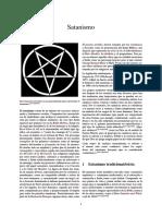 Satanism o