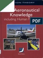 Basic Aeronautical Knowledge including Human Factors (David Robson)