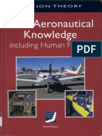 Basic Aeronautical Knowledge including Human Factors (David Robson)