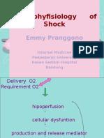 Patofisiologi syok