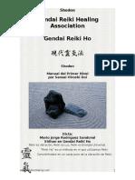 Manual Nivel 1 Shoden- Gendai Reiki Ho