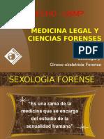 Mod III - Sexologia Forense - DIPLOMADO