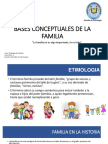 Bases Conceptuales Familia