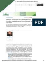 Os Peritos Opinam _ Sistemas de Filtração Do Ar Em Explorações de Mães - 3tres3, A Página Do Porco