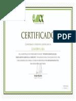 Certifica Do Mx