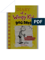 Diary of a Wimpy Kid Book 4 - Dog Days-PDF