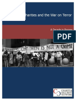 Us Muslim Charities and the War on Terror