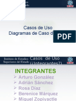 Diagramas UML Caso de Uso [IESE]