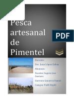 Pesca Artesanal Pimentel