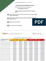 Early Learning Assessment Bridge Document Print Version