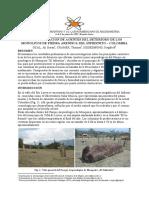 Caracterización de Agentes Del Deterioro de Los Monolitos de Piedra Arenisca Del Infiernito, Colombia