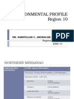 Environmental Profile