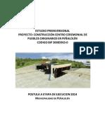 Proyecto Centro Ceremonial Peñalolen