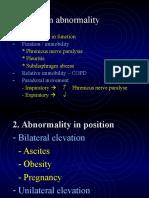Respiratory Tract Radiology