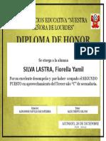 Formato de Diploma ES