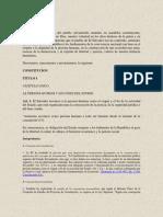 Constitución de La República de El Salvador Con Jurisprudencia