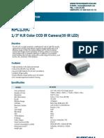 CPCAM KPC139E camara bullet