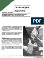 Boletin Produccion de Almacigo