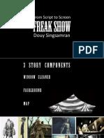 Crit Freak Show