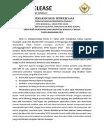 Press Release Bpk 2015