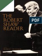 Robert Shaw Reader