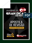 Apostila de Revisão SEDF Mega Gran Dicas