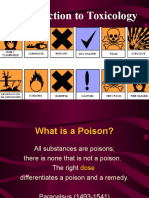 Toksikologi+dose response
