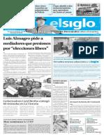 Edición Impresa Elsiglo 24-02-2017