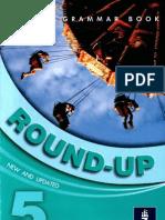 English Grammar Book - Round-UP 5